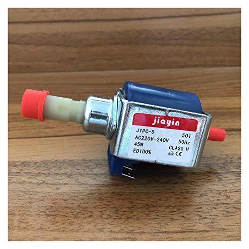 YING-pinghu Fish Tank Serbatoio Accessori 9bar 45W elettromagnetica Acqua peristaltica Pompa ad Alta Pressione Macchina da caffè Pompa autoadescante