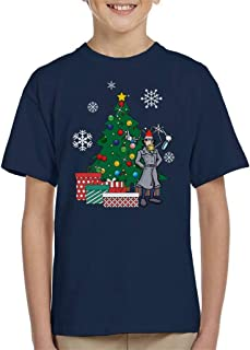 Cloud City 7 Inspector Gadget Around The Christmas Tree Kid's T-Shirt