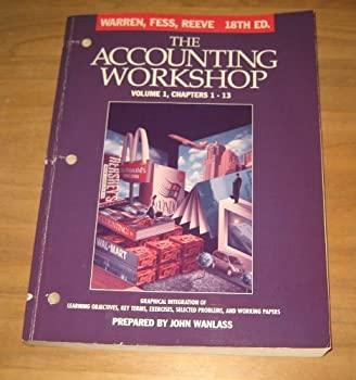 Paperback The Accounting Workshop 1-14 Accounting Book