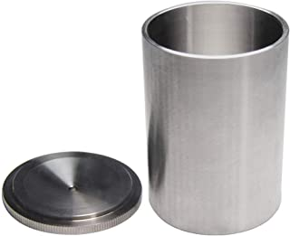YUCHENGTECH Paint Density Specific Gravity Cup Stainless Steel Paint Density Determiner Pycnometer (100ml)