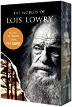The Worlds of Lois Lowry 3-Copy Boxed Set (The Giver, Messenger, Gathering Blue)