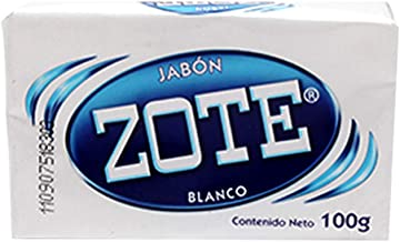Zote Zote Jab Barra Blanco 60/100 Gr blanco, Pack of 1