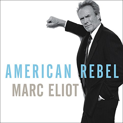American Rebel audiobook cover art