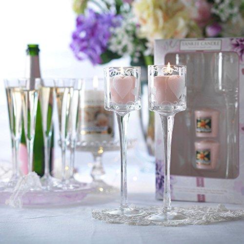 Yankee Candle Gift Set Wedding Ss16 2 Votive Holder & Votive