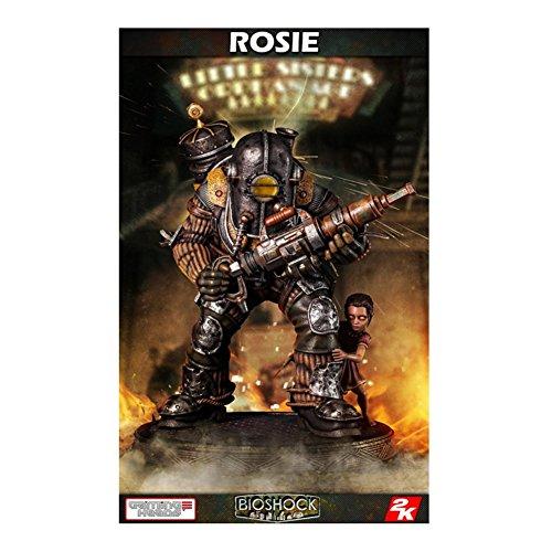Gaming Heads Bioshock Infinite Statue 1/4 Big Daddy - Rosie 53 cm