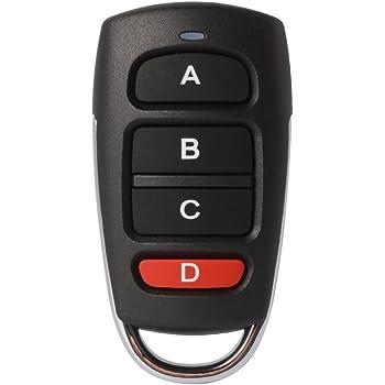 XCSOURCE/® 433Mhz Clonaci/ón Universal Clave De Control Remoto Copia Clonaci/ón Duplicadora Fob para Puerta Puerta De Garaje El/éctrico HS926