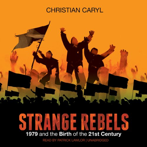 Strange Rebels audiobook cover art