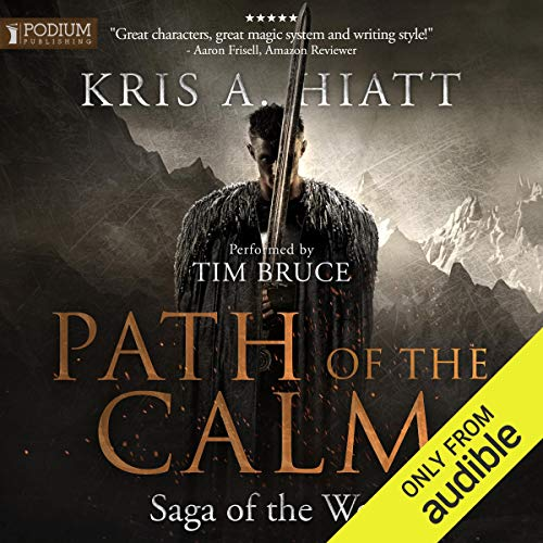Path of The Calm  By  cover art