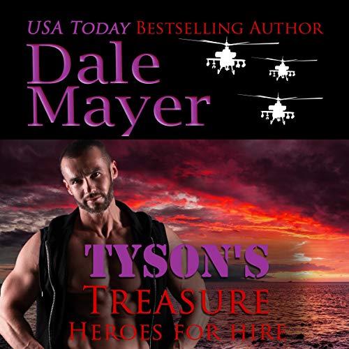 Couverture de Tyson's Treasure: A SEALs of Honor World Novel