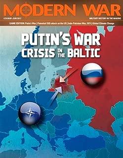 DG: Modern War Issue #29 with Putin's War Boardgame