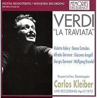 Verdi La Traviata by Carlos Kleiber (2011-11-09)