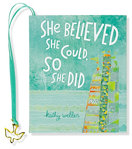 She Believed She Could, So She Did (mini book)