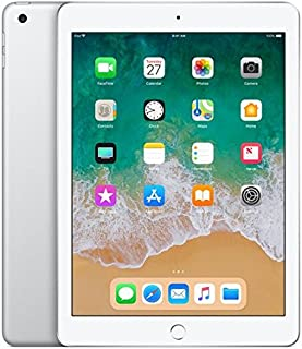Apple iPad (9.7 Inch, WiFi, 128GB) with Facetime - Silver