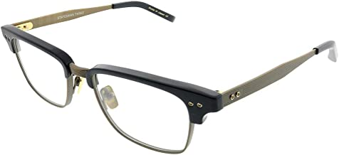 Eyeglasses Dita STATESMAN THREE DRX 2064 E-NVY-GLD Navy-Antique Gold