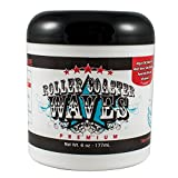 Roller Coaster Waves - Premium Hair Pomade For High...