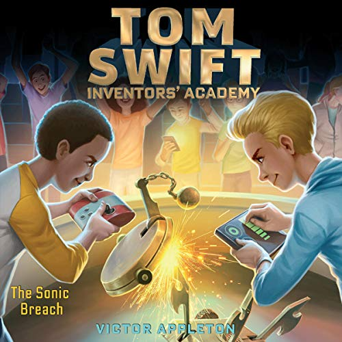 The Sonic Breach Audiobook By Victor Appleton cover art