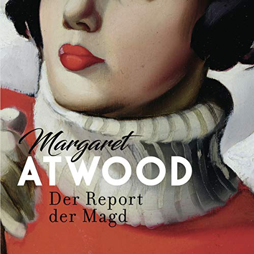 Der Report der Magd                   De :                                                                                                                                 Margaret Atwood                               Lu par :                                                                                                                                 Vera Teltz,                                                                                        Charles Rettinghaus                      Durée : 11 h et 59 min     1 notation     Global 5,0