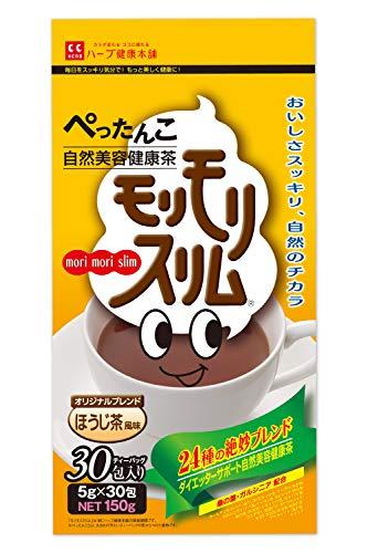 ハーブ健康本舗 モリモリスリム (ほうじ茶風味) (30包)