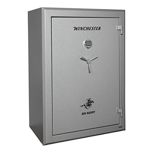 Winchester Safes Big Daddy 36 Gun Safe,Electronic Lock,Granite