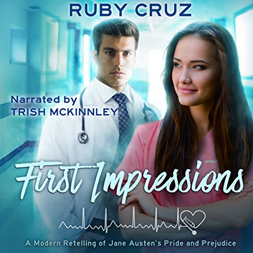 First Impressions: A Modern Retelling of Jane Austen's Pride and Prejudice Titelbild