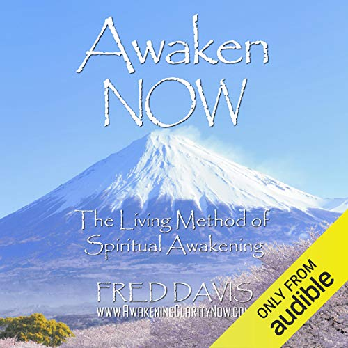 Awaken NOW Audiobook By Fred Davis cover art