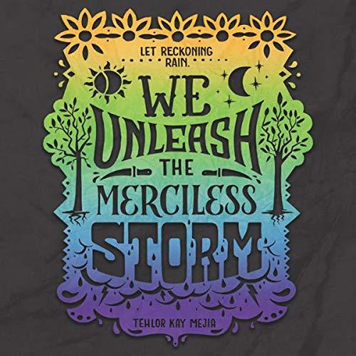 We Unleash the Merciless Storm cover art