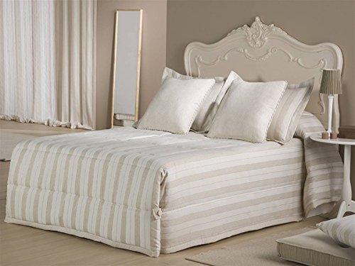 CAÑETE - Conforter ENCO Cama 135 - Color Natural