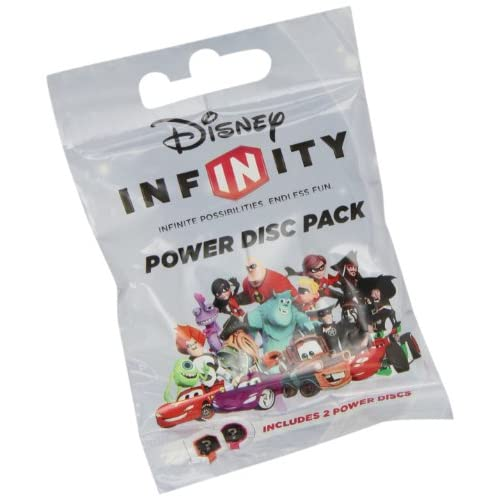 Disney Infinity: Pack con 2 Gettoni Extra Power