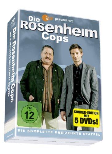 Die Rosenheim Cops - Staffel 13 (5 DVDs)