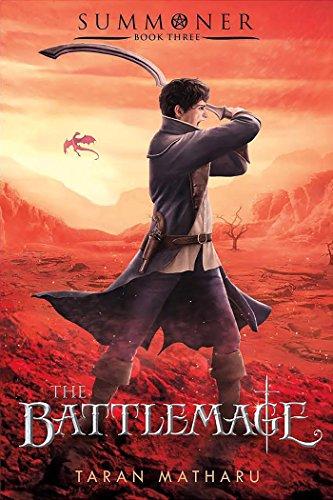 The Battlemage: Summoner, Book Three