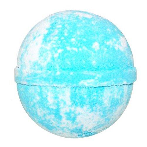 Angel Delight – Just Desserts Bombe de bain 180 g. Couleur : Bleu & Blanc. Un cadeau parfait – Idéal pour les anniversaires, Noël, etc.