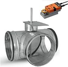 Pressostat diff/érentiel Belimo 01/aps-10/pour Air et gaz non d/évastatrice et non inflammables pour syst/èmes de climatisation et de ventilation.