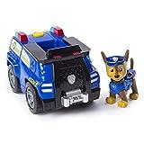 PAW PATROL Patrulla Canina - Chase 's Transforming Police Cruiser con...