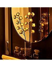 Hairui イルミネーション ライト お花 24/40電球 LED テーブルランプ 卓上 ブランチツリー ギフト 枝ライト 高さ45CM/99CM 北欧風 インテリア オシャレ