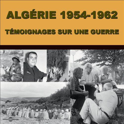 Algérie 1954-1962 audiobook cover art