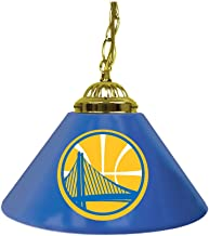NBA Golden State Warriors Single Shade Gameroom Lamp, 14
