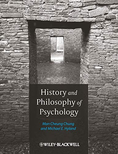 Compare Textbook Prices for History and Philosophy of Psychology 1 Edition ISBN 9781405179461 by Chung