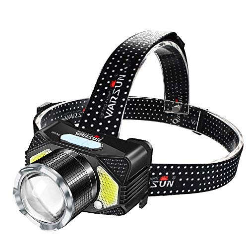 SHRAY Safety Headlights,Glare, Induction,LED Flashlights,Lightweight Headlights,IPX4 Waterproof,Children And Adults,Running, Fishing,Camping,Hiking, LED Headl