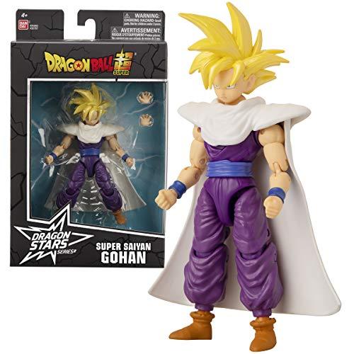 Dragon Ball Super - Figura de acción Deluxe (GOHAN)