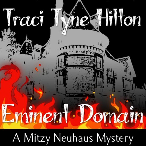 Eminent Domain audiobook cover art