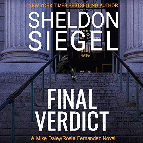 Final Verdict Audiobook By Sheldon Siegel cover art