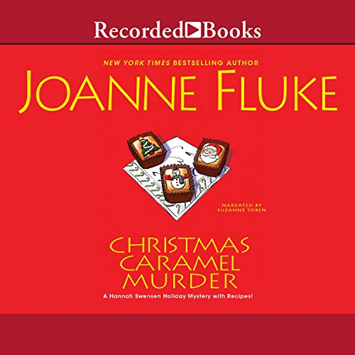 Christmas Caramel Murder cover art