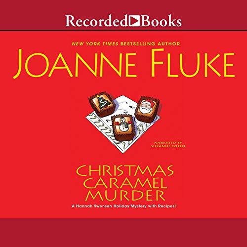 Christmas Caramel Murder Audiobook By Joanne Fluke cover art