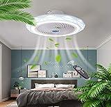 Deckenventilator mit Beleuchtung, Fan Deckenventilator LED Licht,...