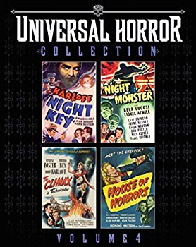 Universal Horror Collection  Volume 4 [Blu-ray]