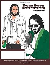 Keanu Reeves Coloring Book