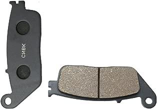 CNBK Front Brake Pads Carbon fit HONDA Street Bike VF750 VF 750 C CD Magna RC43 G412 94 95 96 97 98 1994 1995 1996 1997 1998 1 Pair(2 Pads)