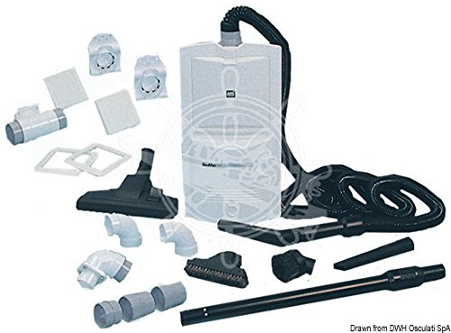 Intervac Design Accessory Kit with Banded Cuff for CS-RM model vacuums