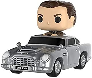 FUNKO POP! RIDES: Sean Connery w/ Aston Martin
