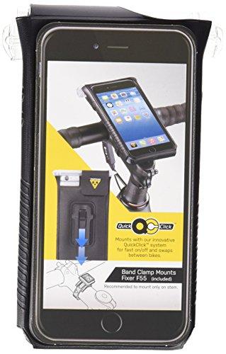 Topeak Fahrt Hülle DryBag Handytasche für iPhone 6/6s Plus, schwarz, 14.2 x 7.7 x 3.1 cm